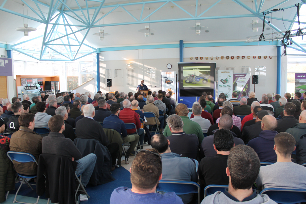 The Dennis and SISIS 2020 groundcare seminar will take place at Durham County Cricket Club on 18th February.