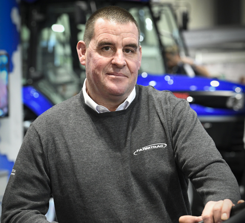 Reesink's new tractor specialist