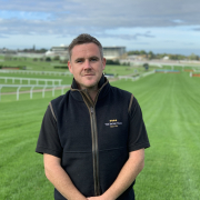 Ben Hastie, Head Groundsman at Cheltenham Racecourse has reported fantastic results after embarking on a long-term strategy of scarifying and overseeding with Limagrain UK's MM60 grass seed.