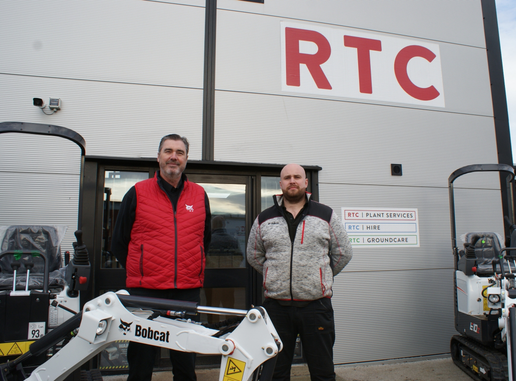 Bobcat appoints new dealer