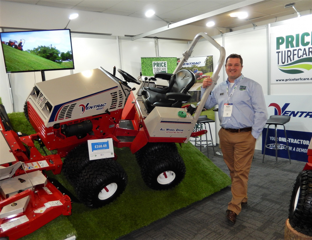 Interesting BTME for Price Turfcare