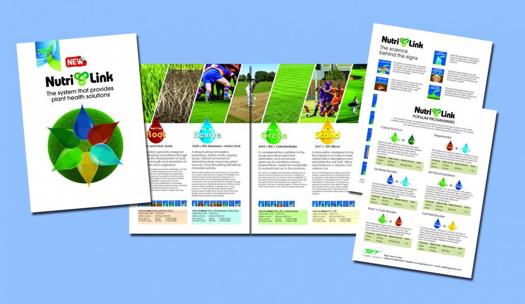 Rigby Taylor's new Nutri-Link fertiliser