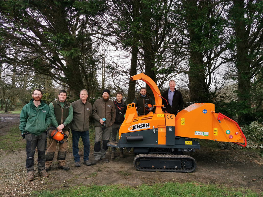 Charity chipping raises over £40,000