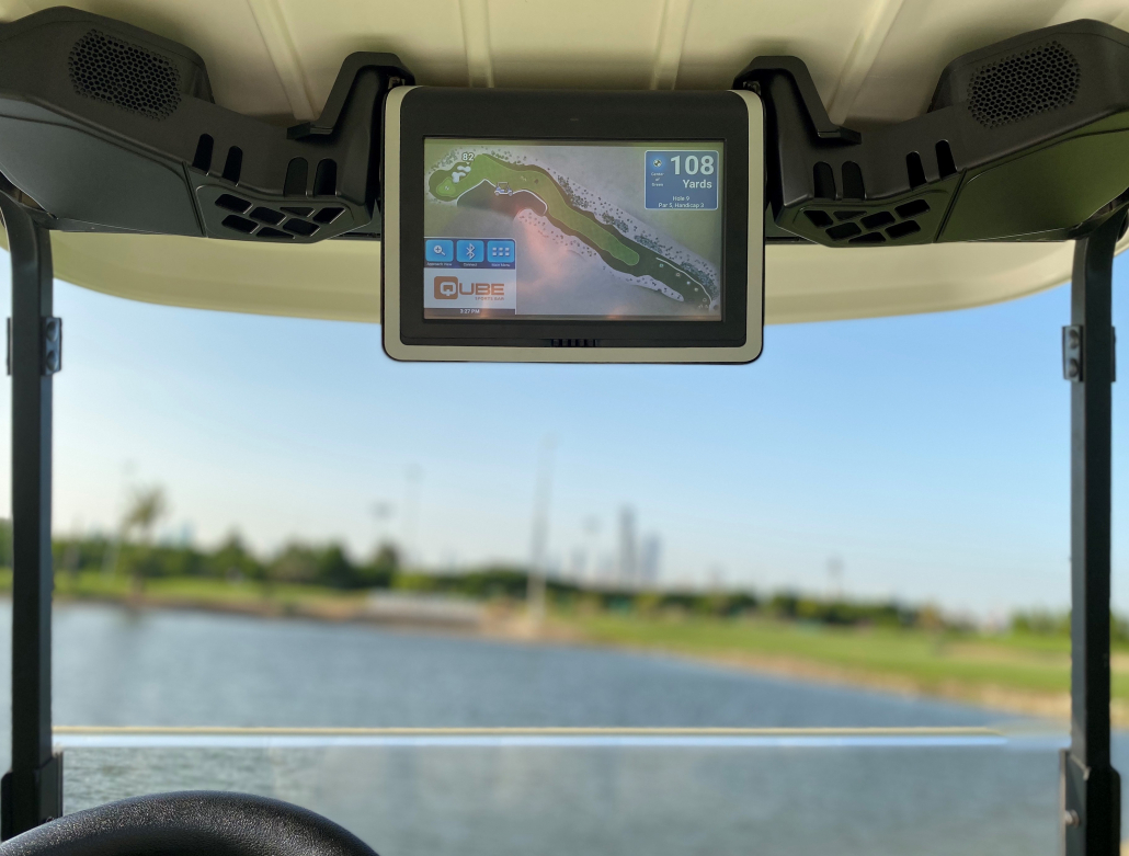 Club Car's revolutionary Bluetooth technology