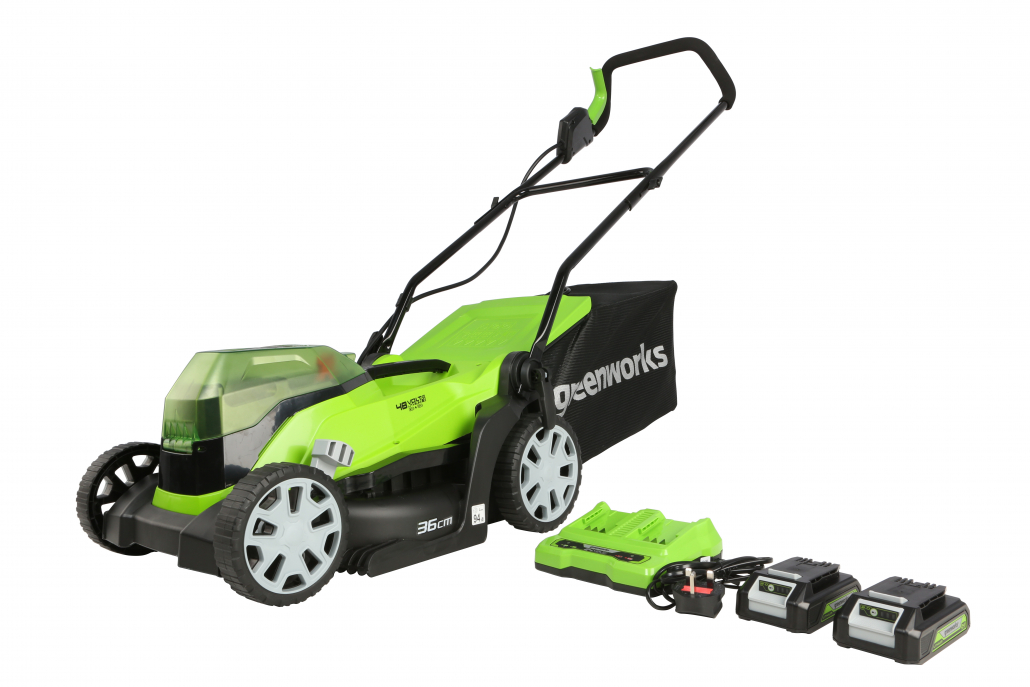 Greenworks at UK Earth Day event