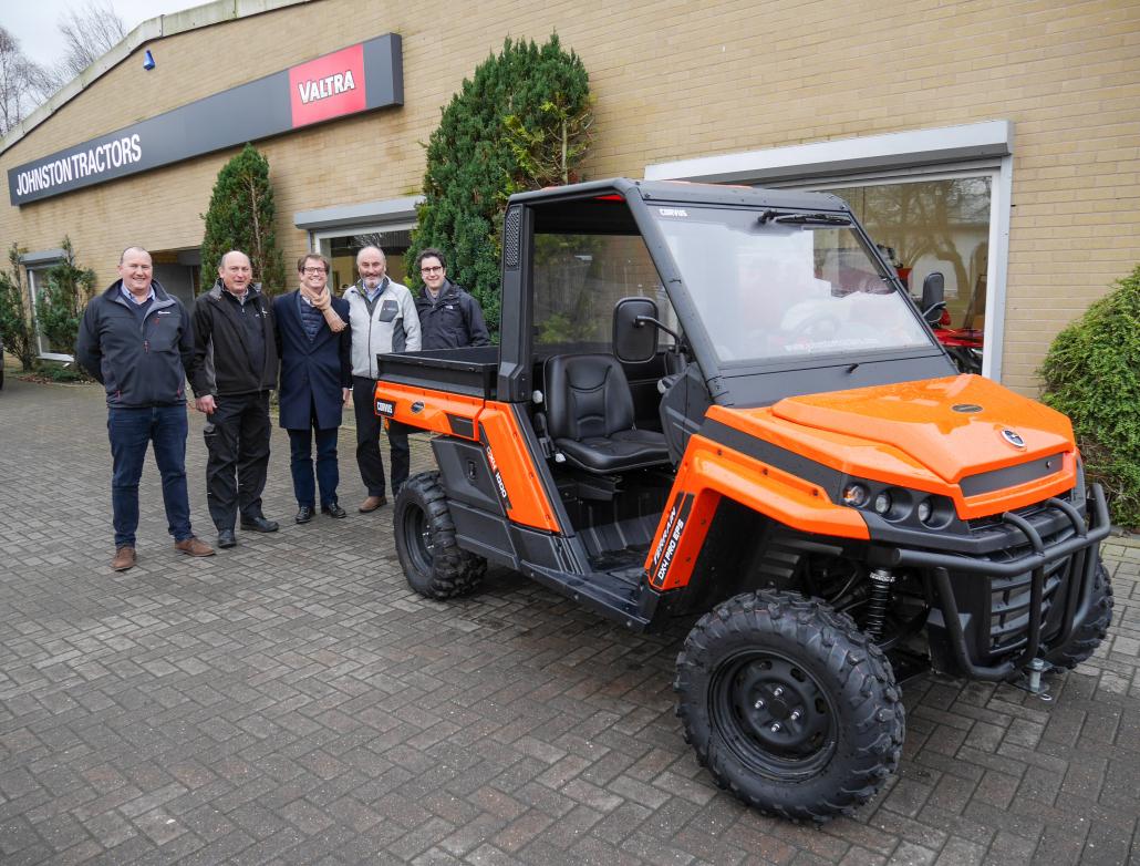 New Terrain for UK ORV dealers