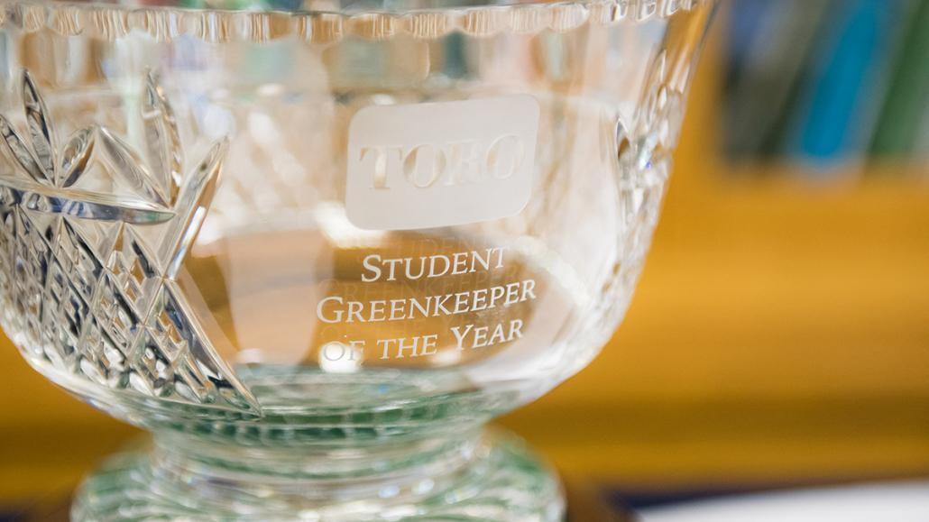 Student greenkeeper awards postponed