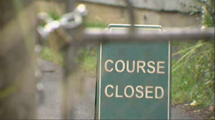 NZ courses braced for no upkeep