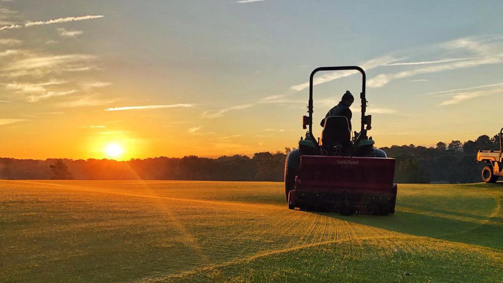Government update on greenkeeping