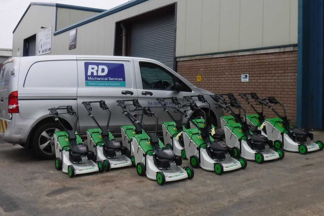 New Etesia dealer in Northern Ireland