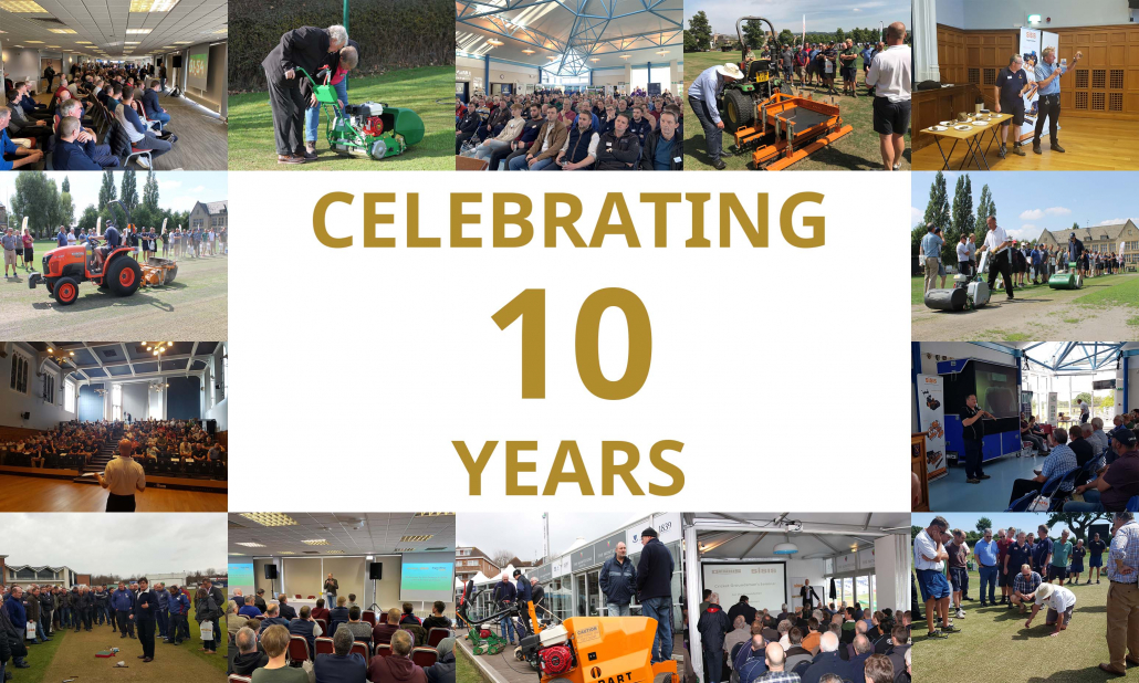 Celebrating 10 years of seminars