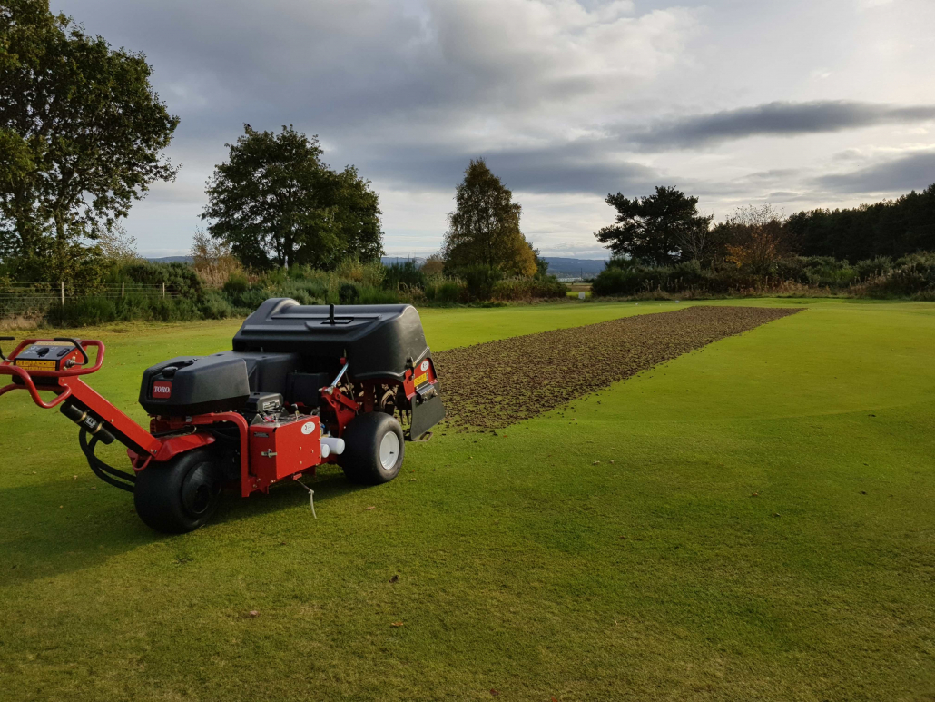 Procore 648 a hit at Muir-Of-Ord