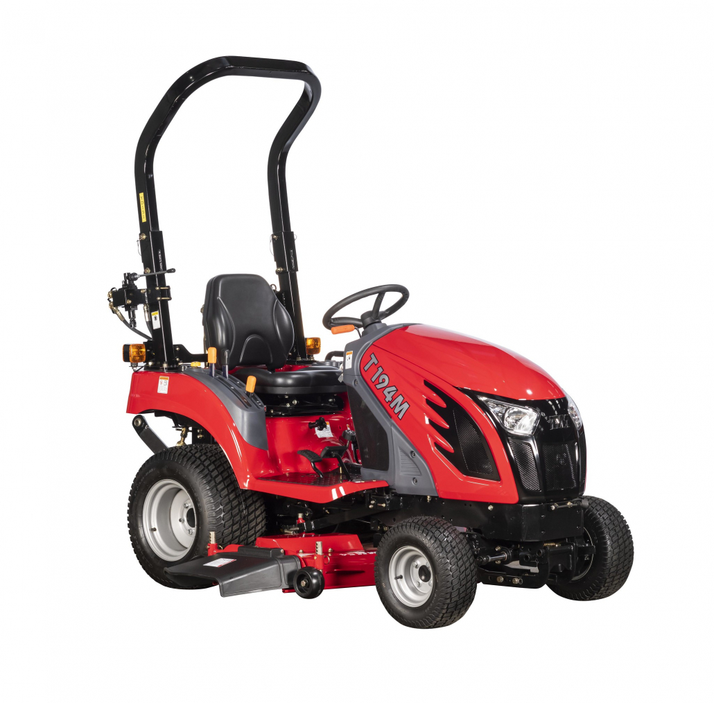 Add mowing to TYM Tractor to-do list