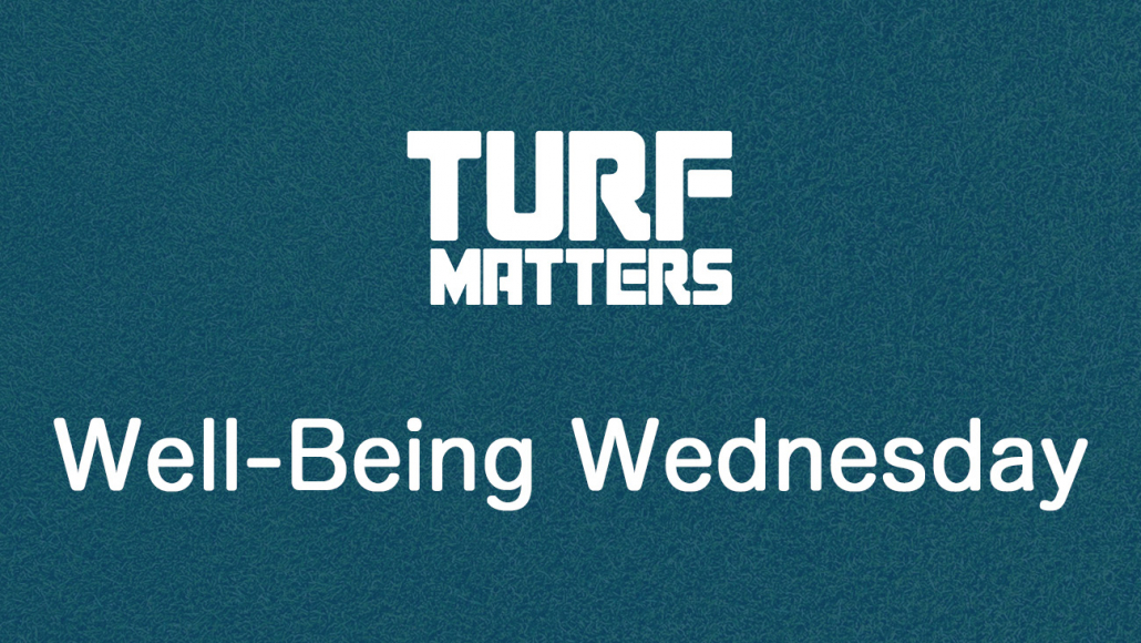 Well-being Wednesday: what is stress?