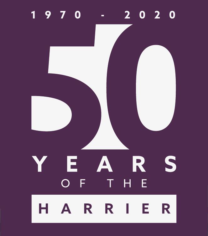 Hayter Harrier's 50th anniversary