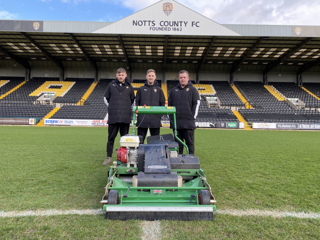 PRO 34R magnificent at Meadow Lane