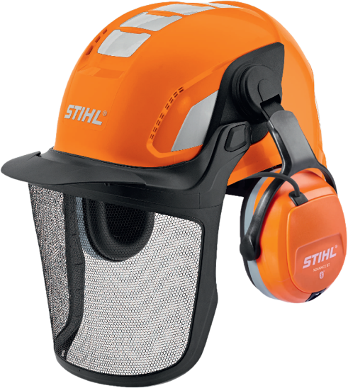Keep connected with STIHL's Vent BT helmet