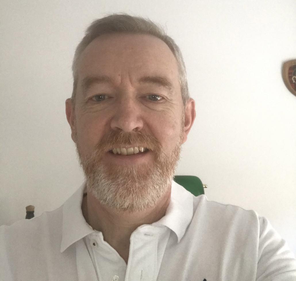 A spotlight on Ramsay MacGregor