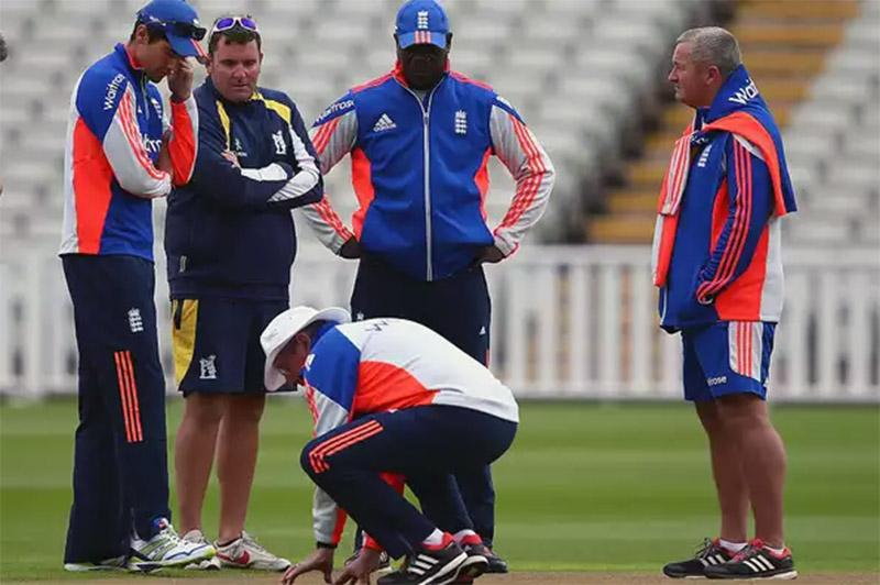 English groundsmen braced for uncertainty