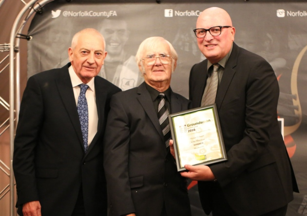 Tributes to devoted groundsman