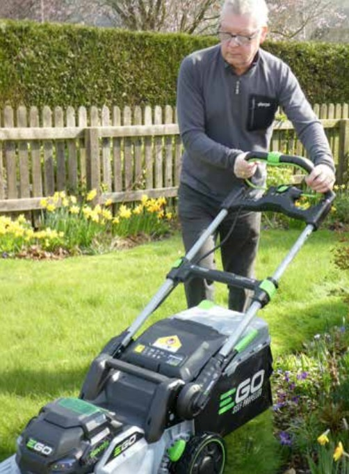 New lawns shown NO MERCY