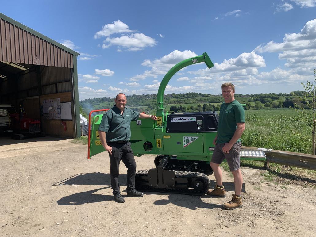 GreenMech service seals the deal