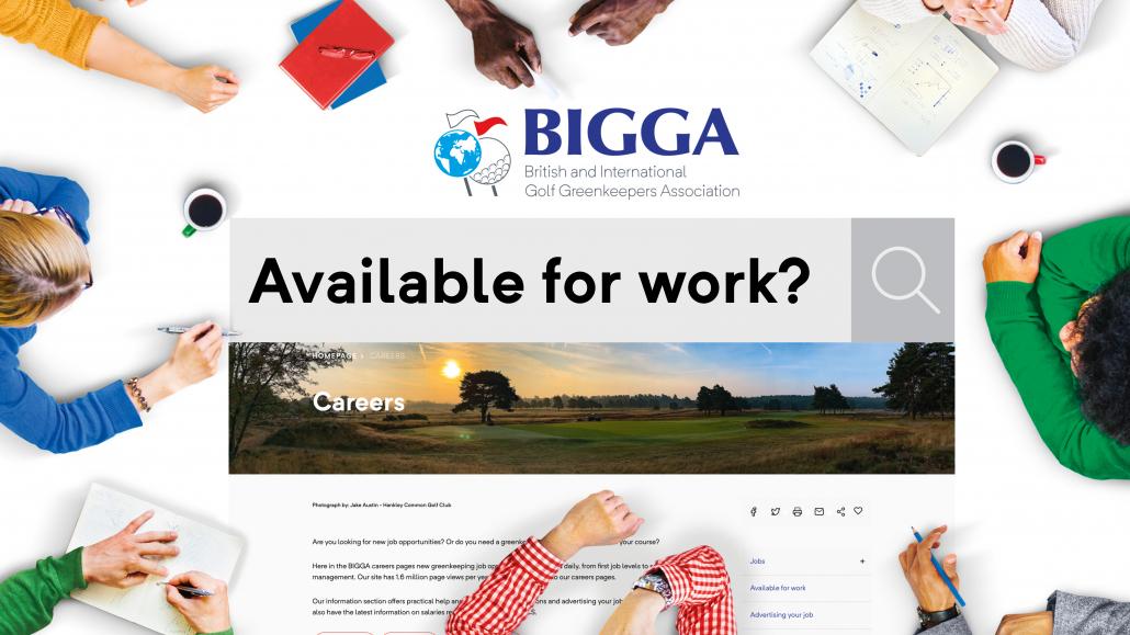 BIGGA launches work platform for members