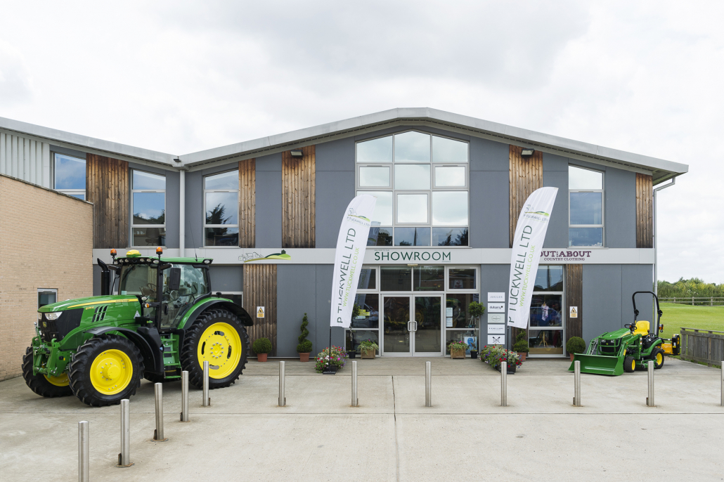 P Tuckwell to acquire Burden Bros Agri dealership