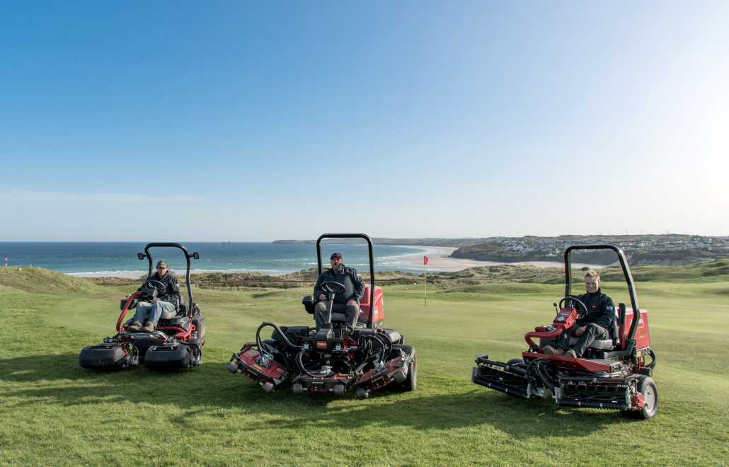 West Cornwall invests in efficient Toro