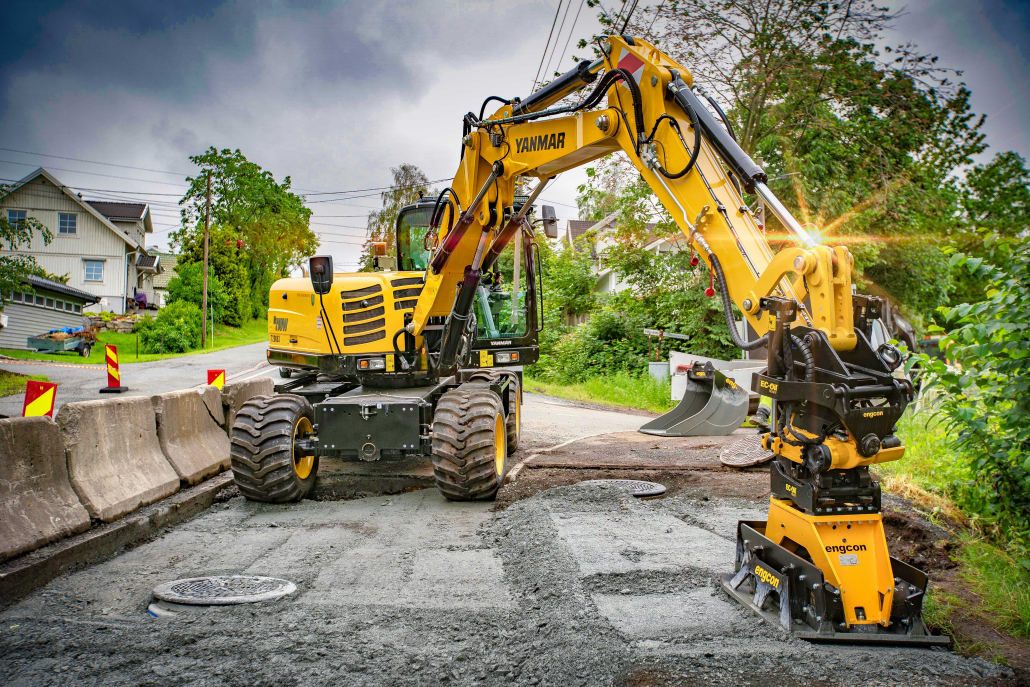 Strong summer sales for Engcon