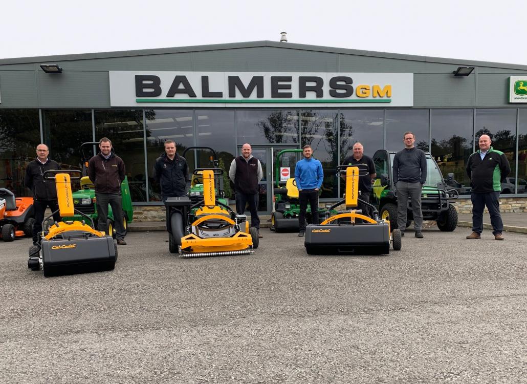 Balmers GM join INFINICUT® dealer network