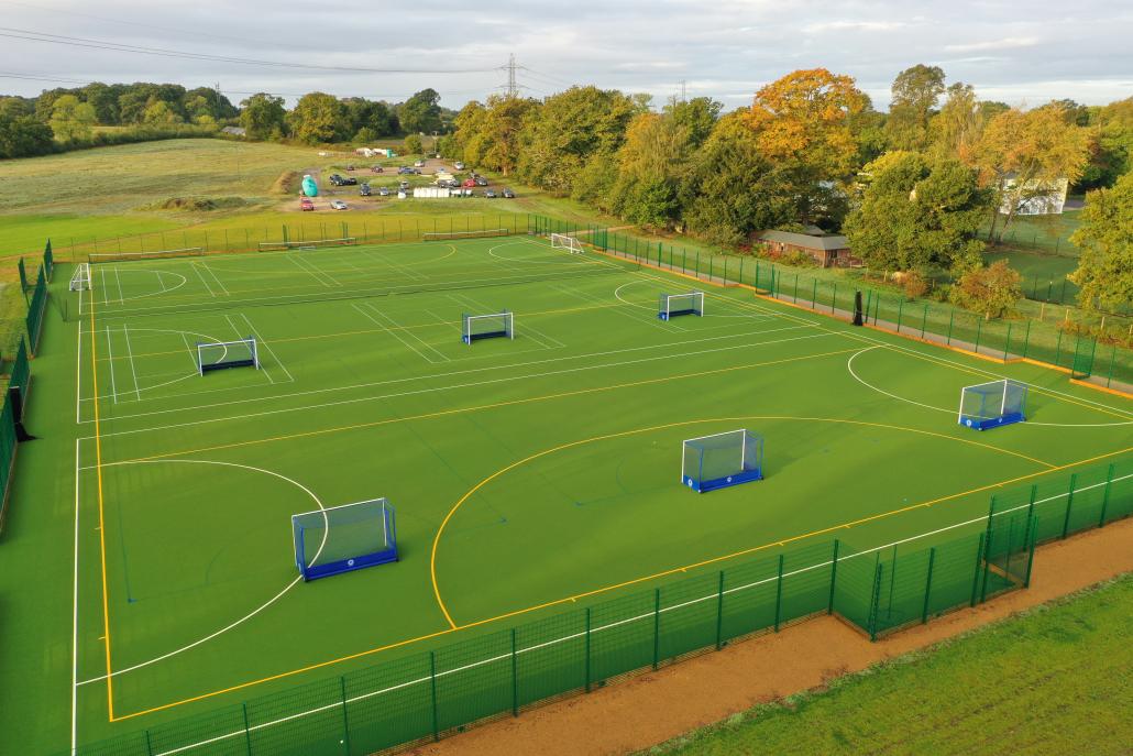 Daneshill School appoints Kestrel Contractors