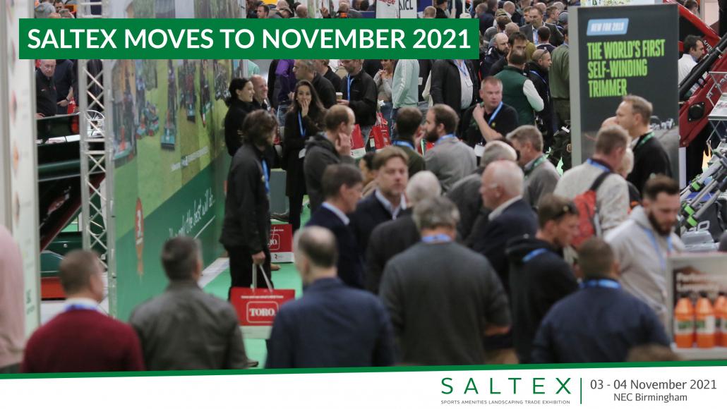SALTEX moves to November 2021