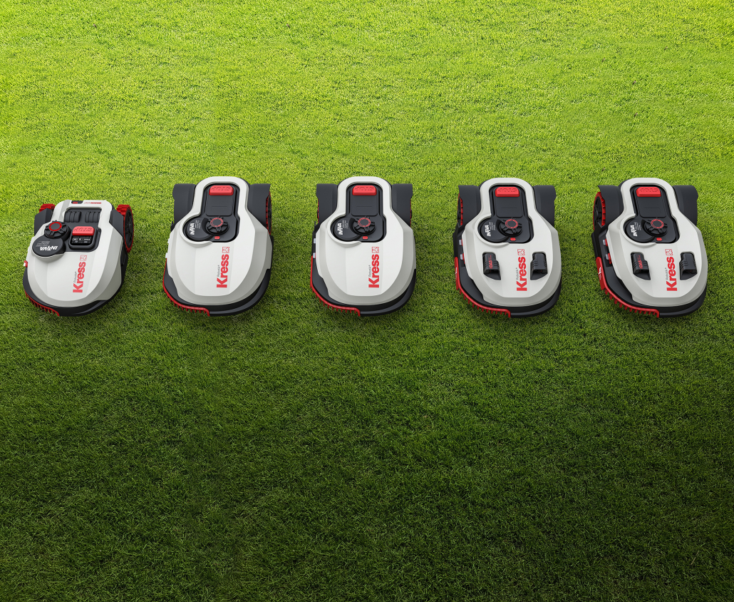 Robotic mower top tips