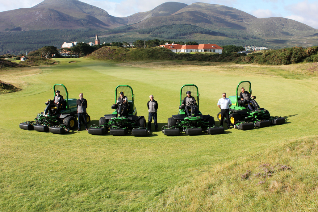 Hybrid mowers prove their worth