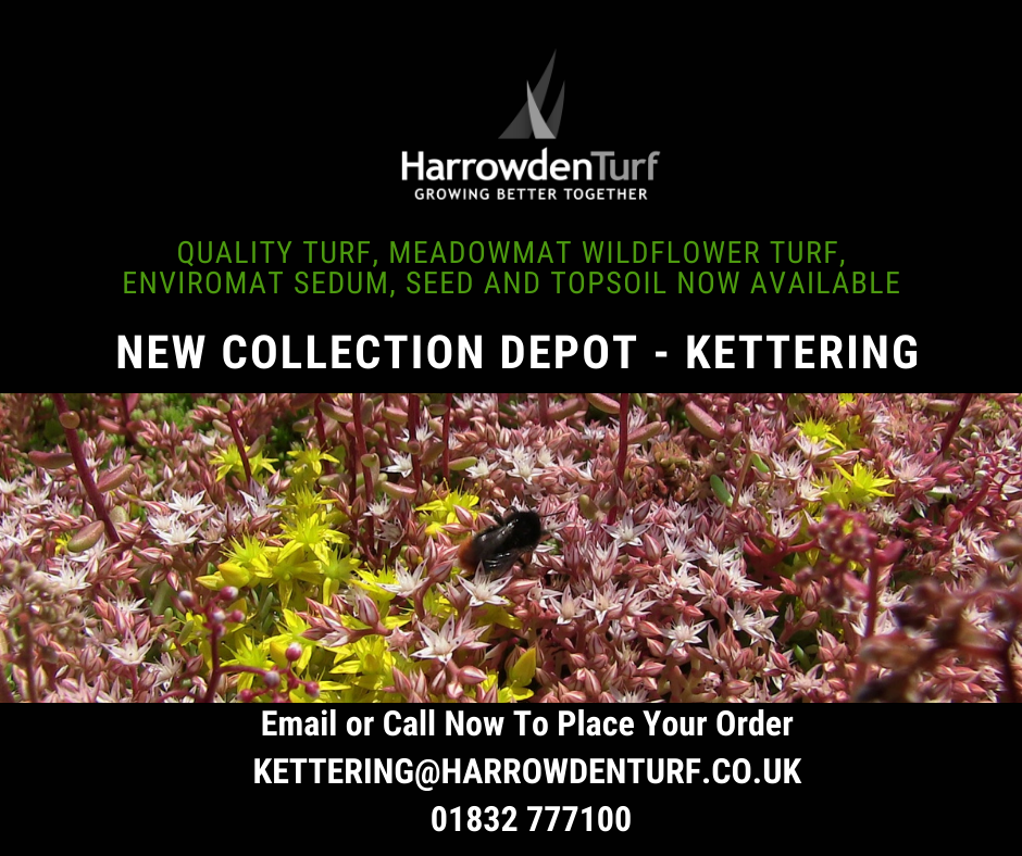 Harrowden Turf opens new Collection Depot