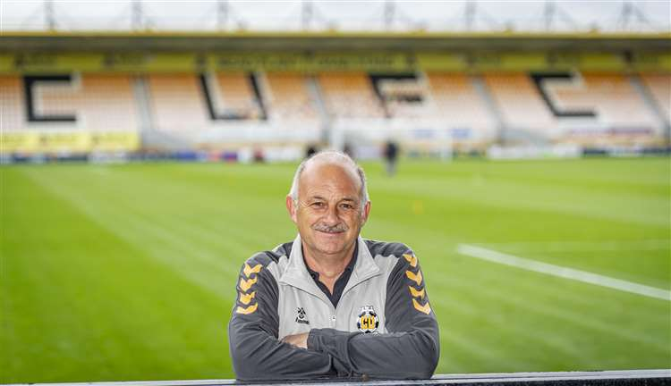 Cambridge groundsman to boost charity efforts