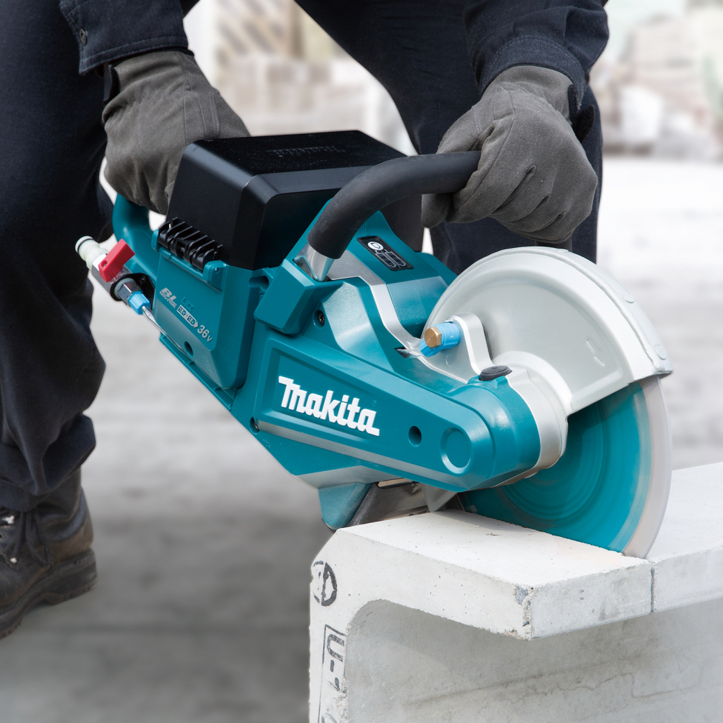 Makita launches new brushless disc cutter