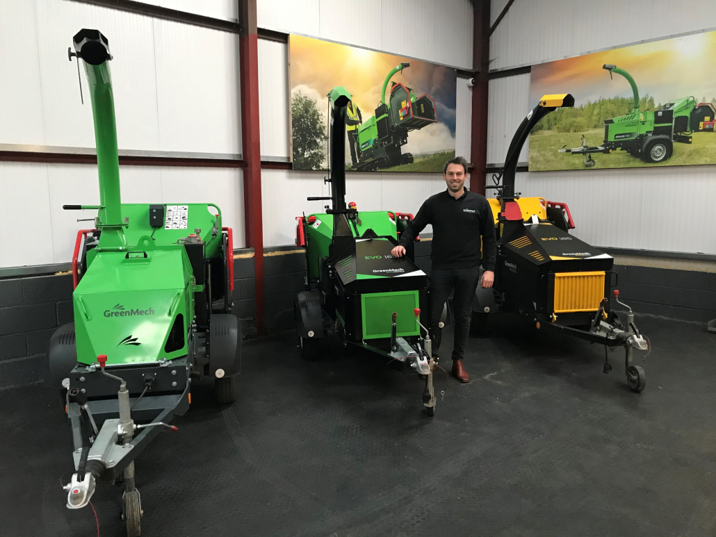 GreenMech rationalise dealer coverage in the South