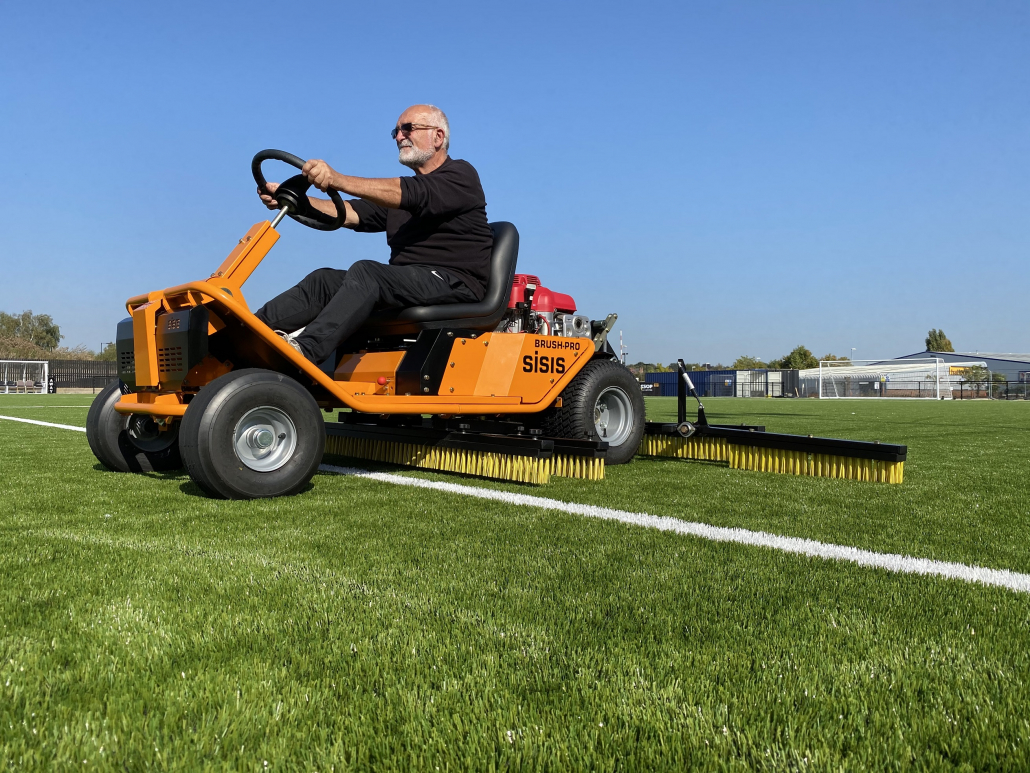 Brush-Pro keeps it clean at Worksop Town FC