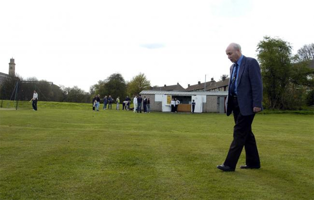 Chairman thanks league groundstaff