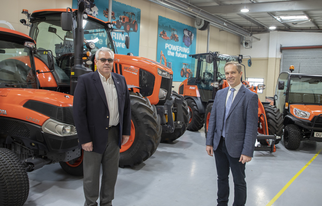 Kubota announces further market expansion