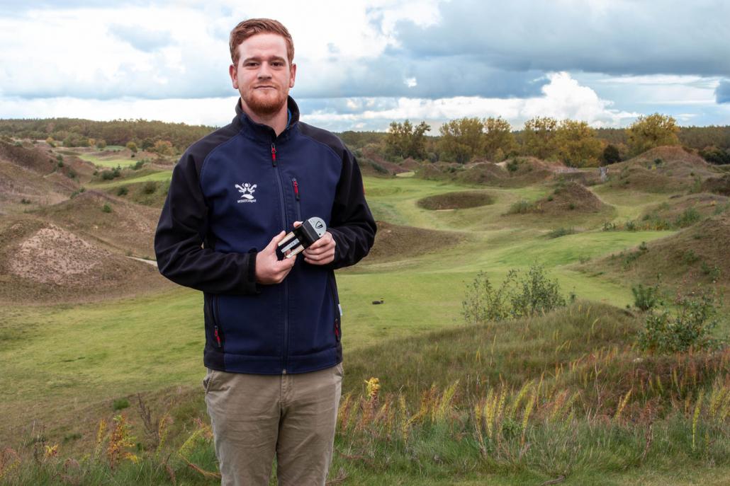 WINSTONgolf deploys Soil Scout sensors