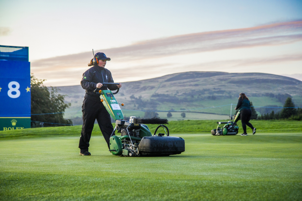 John Deere Partners with LPGA, LET