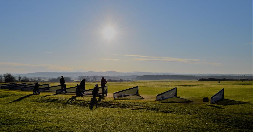 Huxley helps Gullane Golf Club