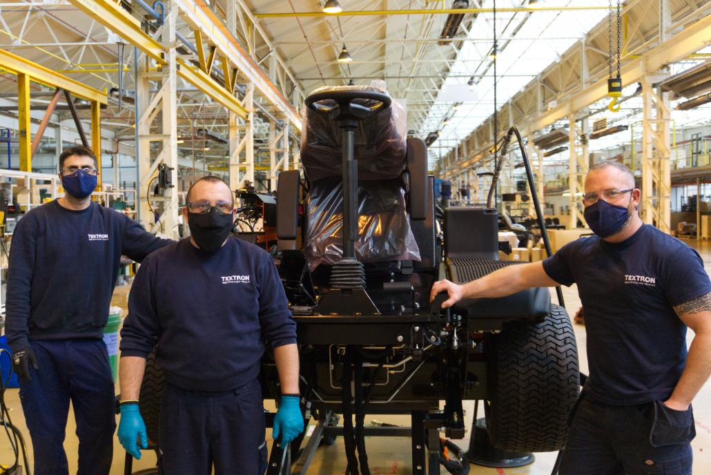 Jacobsen Production Begins in UK