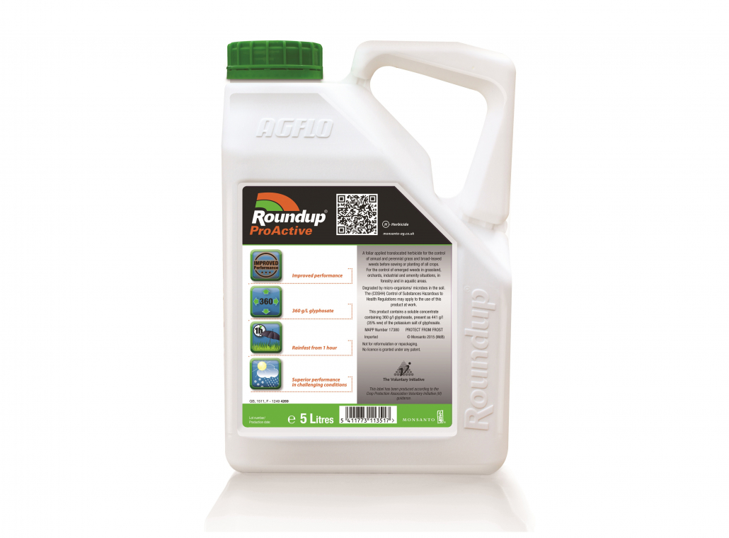 Safe and effective weed control