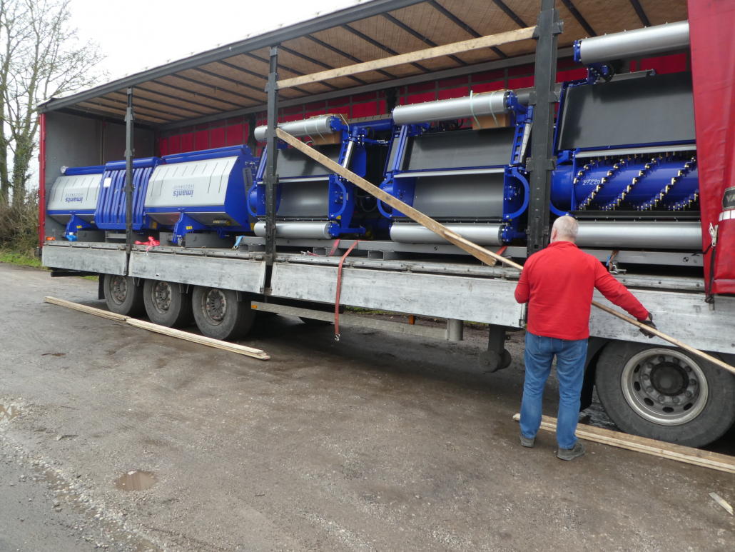 Campey keep EU imports on-time