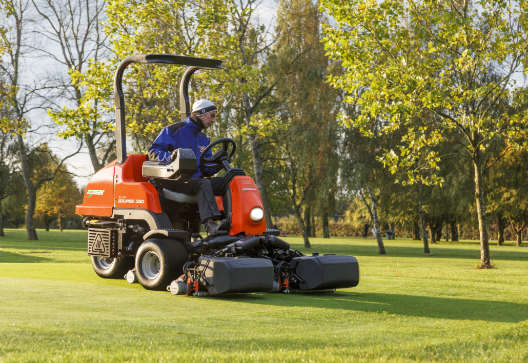Jacobsen introduces the Eclipse 360 ELiTE