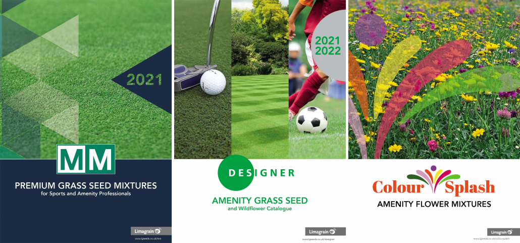 New Limagrain UK brochures